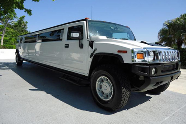 14 Person Hummer Henderson Limo Rental