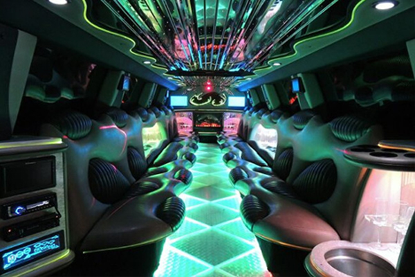 14 Person Hummer Limo Rental Henderson