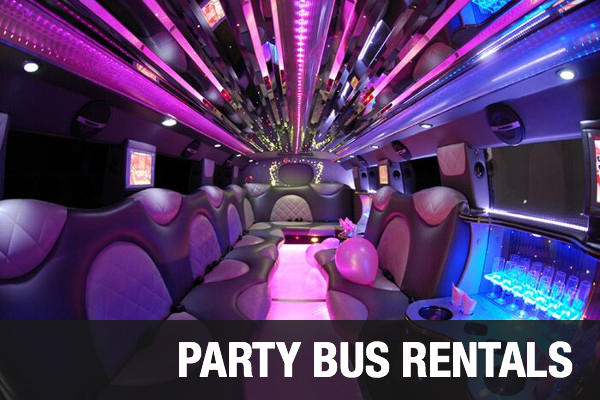 Party Bus Rentals Henderson