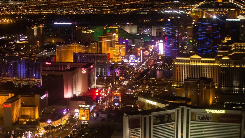 Las Vegas Buses Vegascom