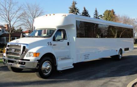 Henderson 36 Passenger Shuttle Bus